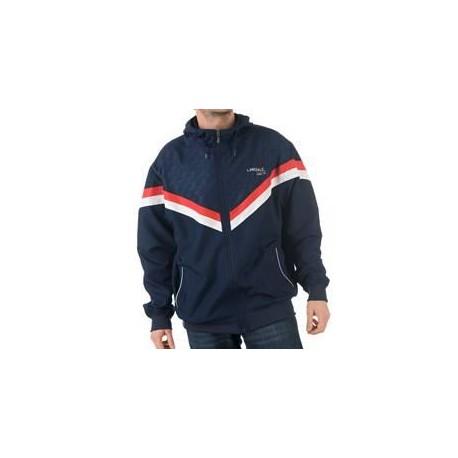 Pánská bunda Lonsdale 64 tmavě modrá velikost L