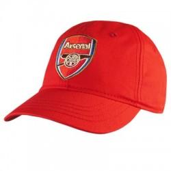 Kšiltovka Arsenal FC červená junior