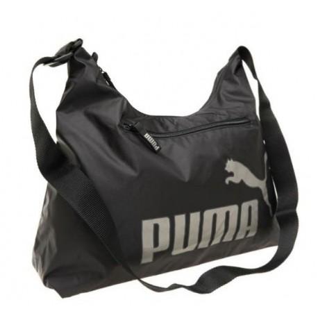 6ea073f8c0 Dámská nákupní taška Puma 100 černá - Sportmoda.cz