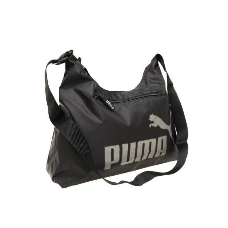 Dámská nákupní taška Puma 100 černá - Sportmoda.cz 95c6e39fff7