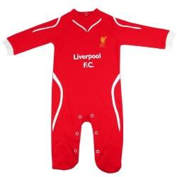 Kojenecké pyžamo Liverpool FC (typ SW) velikost 6-9 měsíců