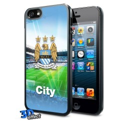 Kryt 3D na iPhone 5/5S Manchester City FC