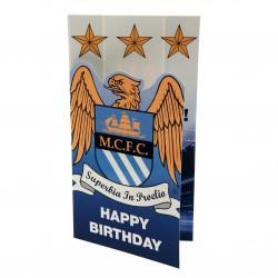 Blahopřání k narozeninám Manchester City FC