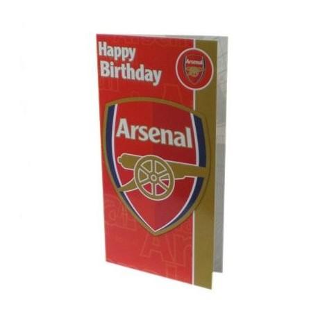 Blahopřání k narozeninám Arsenal FC