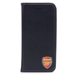 Kožené pouzdro smart na iPhone 6 Arsenal FC