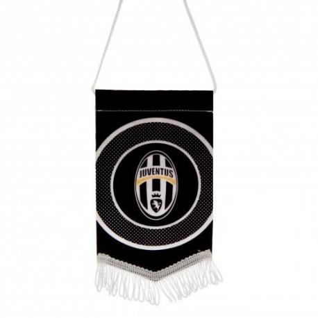 Vlaječka do auta Juventus Turín FC (typ BE)