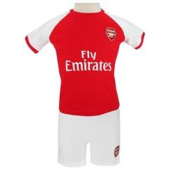Kojenecké tričko a šortky Arsenal FC (typ RY) velikost 18-24 měsíců