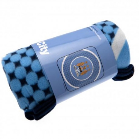 Fleecová deka Manchester City FC (typ BE)