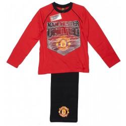 Dětské pyžamo Manchester United FC (typ V) velikost 4-5 let