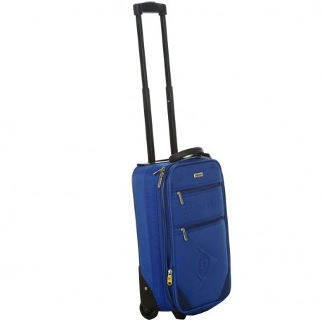 Kufr Dunlop 49x31x19cm modrý (typ 54)