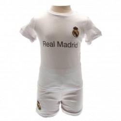 Kojenecké tričko a šortky Real Madrid FC (typ WH) velikost 18-24 měsíců