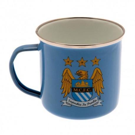 Plechový hrnek Manchester City FC (typ 15)