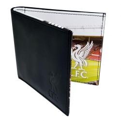 Kožená peněženka Liverpool FC stadion (typ 15)