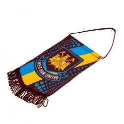 Vlaječka do auta West Ham United FC (typ ST)
