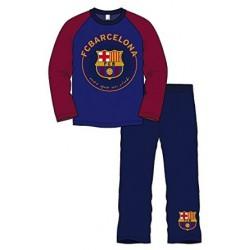 Dětské pyžamo Barcelona FC (typ V) velikost 4-5 let