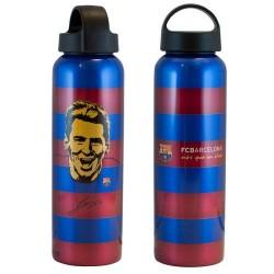 Láhev na pití Barcelona FC hliníková XL Messi (typ 15)