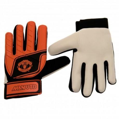Brankářské rukavice Manchester United FC dětské (typ FL) (7-9 let)