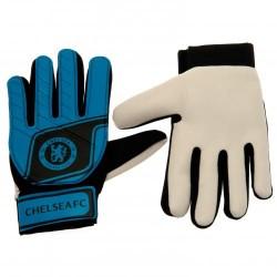 Brankářské rukavice Chelsea FC junior (typ FL) (10-12 let)