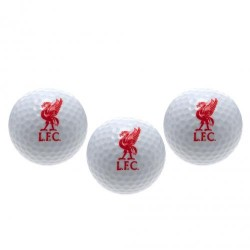 Golfové míčky Arsenal Liverpool FC