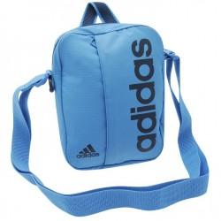 Taštička přes rameno Adidas Essential Organizer 40 modrá