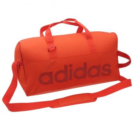Sportovní taška Adidas Linear 77 oranžová