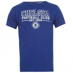 Dětské tričko Chelsea FC modré (typ 52) velikost 6-7 let