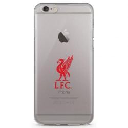 Kryt průhledný na iPhone 6 Liverpool FC