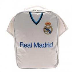 Taška na svačinu Real Madrid FC bílá