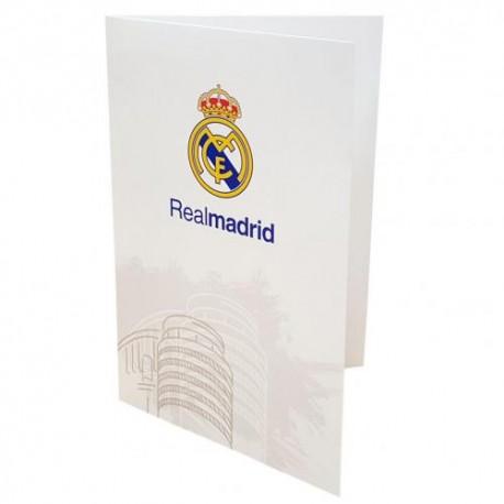 Blahopřání Real Madrid FC bílé