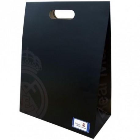 Dárková taška Real Madrid FC velká černá