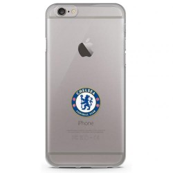 Kryt průhledný na iPhone 5/5S Chelsea FC