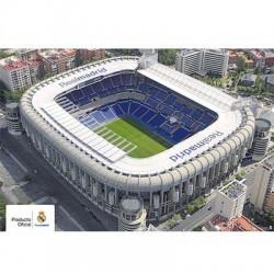 Plakát stadion Real Madrid FC