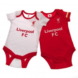 Kojenecké body Liverpool FC (2 ks) (typ RW) velikost 3-6 měsíců