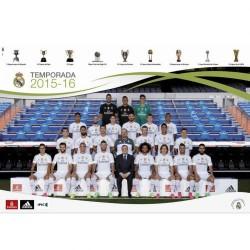 Plakát Real Madrid FC hráči (typ 66)