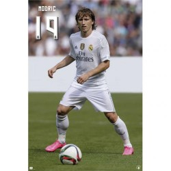 Plakát Barcelona FC Modric (typ 52)