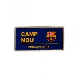 Odznak na připnutí Barcelona FC (typ SS)