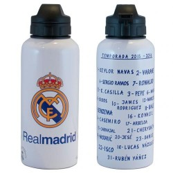 Láhev na pití Real Madrid FC hliníková (typ SQ16