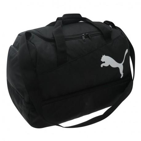 Sportovní taška Puma 73 černá se zpevněným patrem