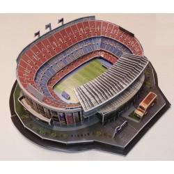 Puzzle 3D stadion Camp Nou (typ 100 dílků)