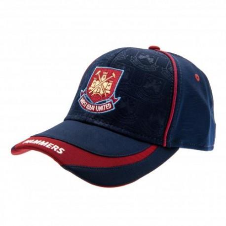 Kšiltovka West Ham United FC (typ DB)