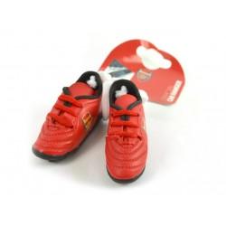 Minikopačky k zavěšení Arsenal FC