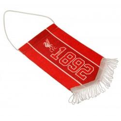 Vlaječka do auta Liverpool FC (typ SN)