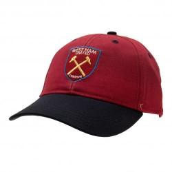Kšiltovka West Ham United FC (typ 16)