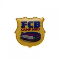 Odznak na připnutí Barcelona FC (typ YL)
