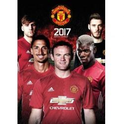 Velký kalendář 2017 Manchester United FC