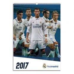 Velký kalendář 2017 Real Madrid FC