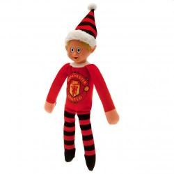 Plyšový týmový elf Manchester United FC