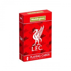 Hrací karty Liverpool FC (typ 16)