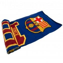 Fleecová deka Barcelona FC (typ ES)