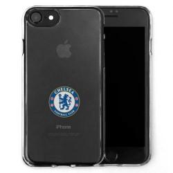 Kryt průhledný na iPhone 7 Chelsea FC